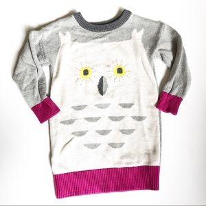 Gap owl dress